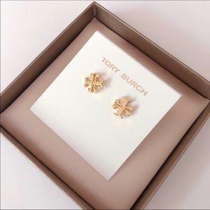 Tory Burch Gold Kira Stud Earring Bestseller
